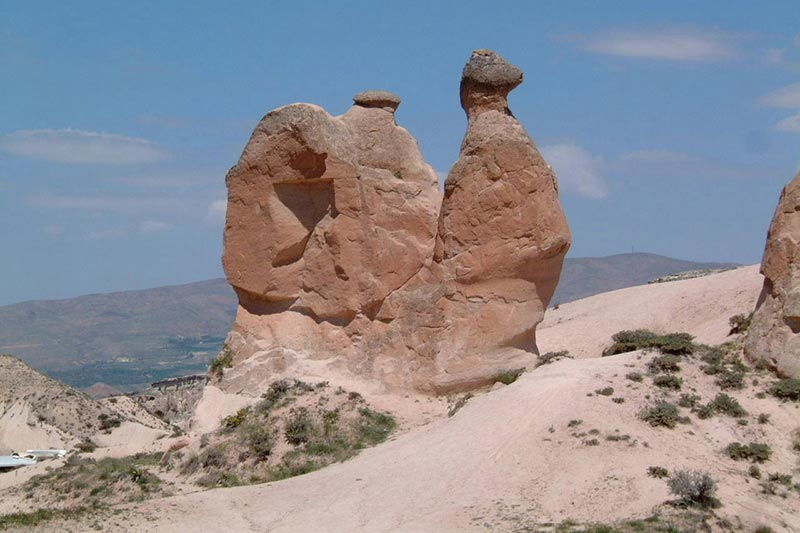 Camel Rock Valley
