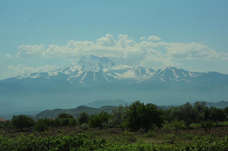 Erciyes Mountain