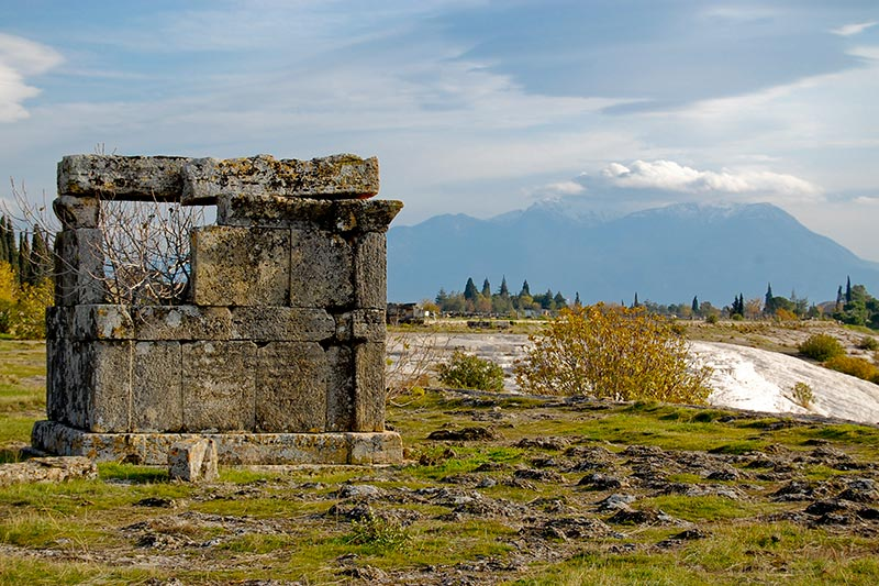 Hierapolis Antique City