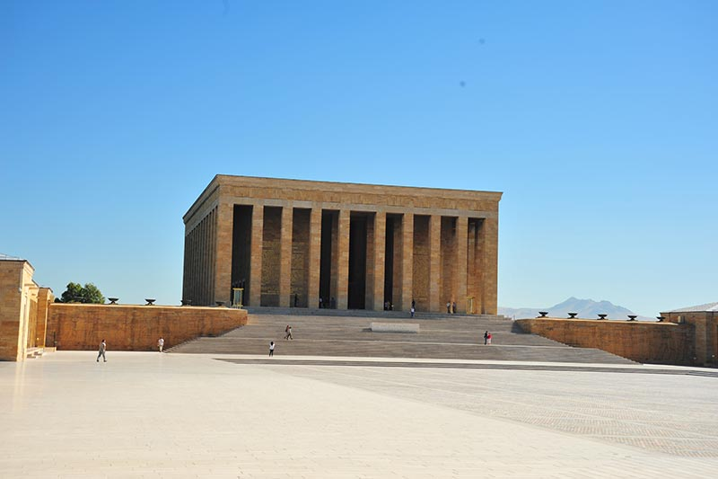 Anitkabir [Monument Of Ataturk]