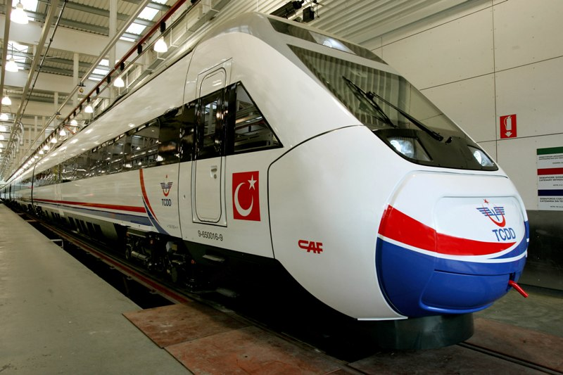 Ankara High Speed Train